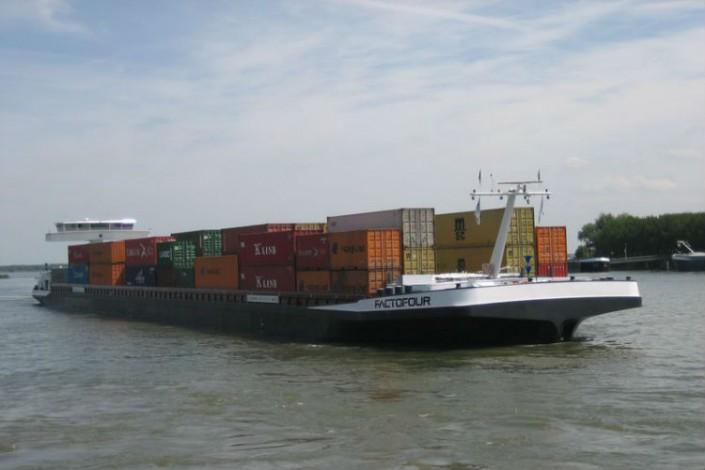 Binnenvaart en de Marine