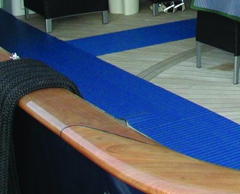 floorline-heronrib-floor-matting-vloermat-superjacht-binnenvaart-tankers-marine-keuken-teak-deck-protection