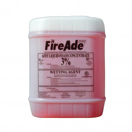 fireade-3%-brandblusmiddel-schuim-fire-extinguisher